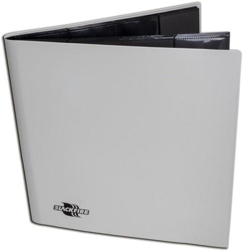 Blackfire Flexible Album - Playset-Size - White-2