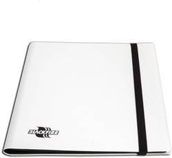 Blackfire Flexible Album - Playset-Size - White