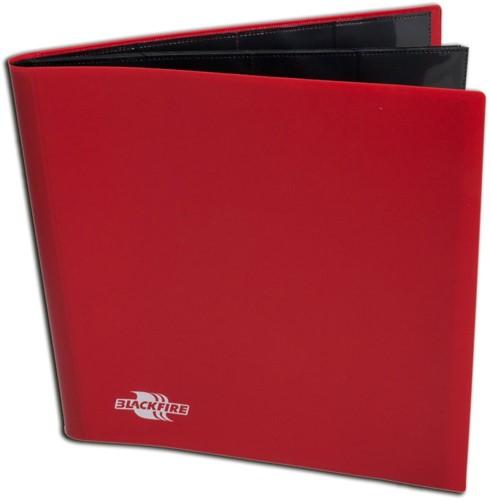 Blackfire Flexible Album - Playset-Size - Red-2