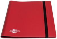 Blackfire Flexible Album - Playset-Size - Red