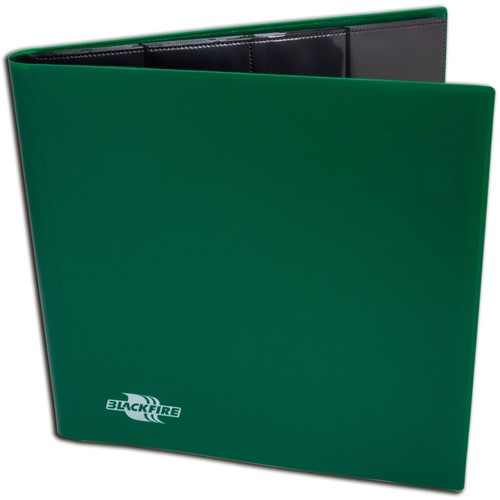 Blackfire Flexible Album - Playset-Size - Green-2