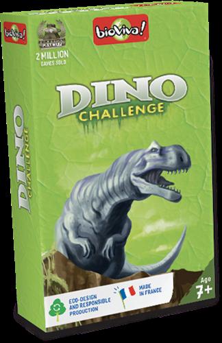 Dino Challenge - Groen