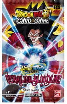 Dragon Ball Super - Vermilion Bloodline Boosterpack