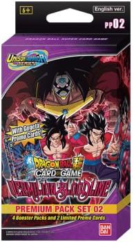 Dragon Ball Super - Vermilion Bloodline Premium Pack
