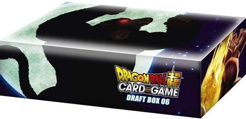 Dragon Ball Super Draft Box 06