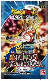 Dragon Ball Super S12 Vicious Rejuvenation Boosterpack