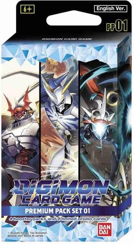 Digimon Card Game - Premium Pack Set 01