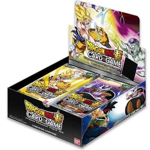 Dragon Ball Super - Clash of Fates Boosterbox