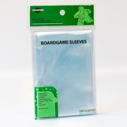 Blackfire Boardgame Sleeves - Oversize (82x122mm)