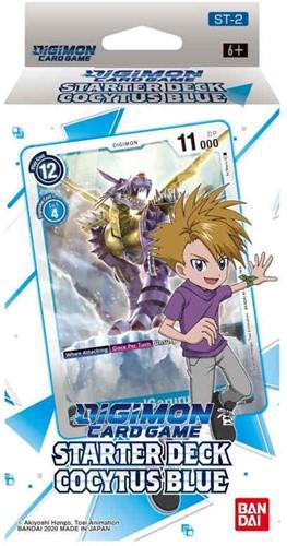 Digimon Card Game - Starter Deck Cocytus Blue