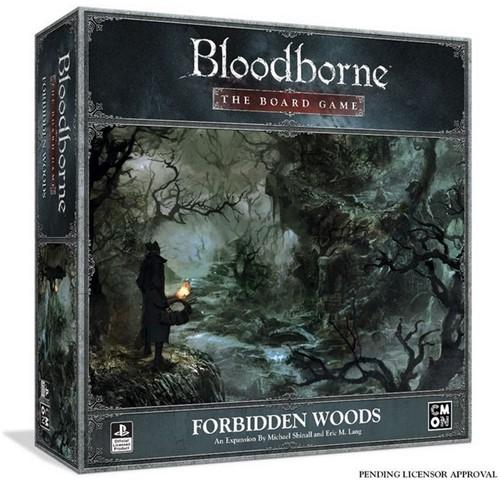 Bloodborne - Forbidden Woods
