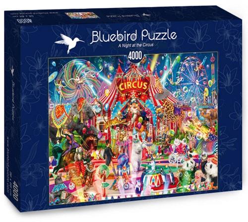 A Night at the Circus Puzzel (4000 stukjes)