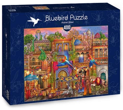Arabian Street Puzzel (4000 stukjes)