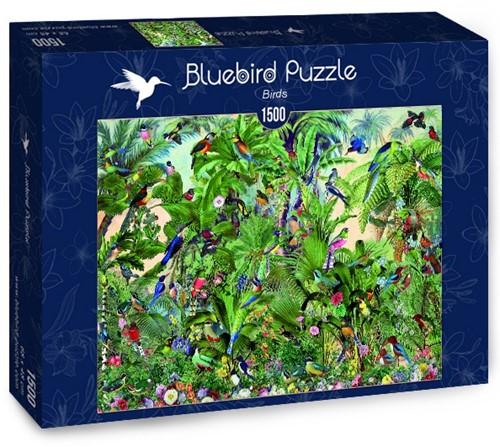 Birds Puzzel (1500 stukjes)