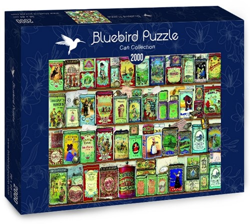 Can Collection Puzzel (2000 stukjes)