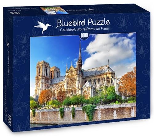 Notre Dame Puzzel (1000 stukjes)