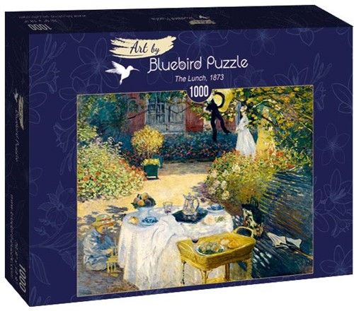 Claude Monet - The Lunch Puzzel (1000 stukjes)