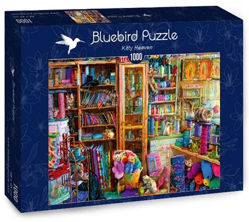 Kitty Heaven Puzzel (1000 stukjes)