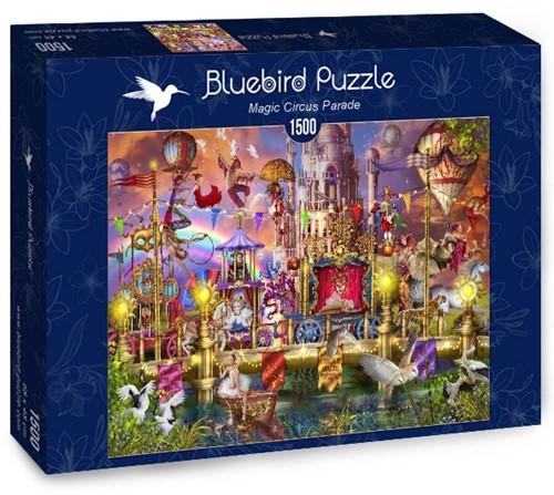Magic Circus Parade Puzzel (1500 stukjes)