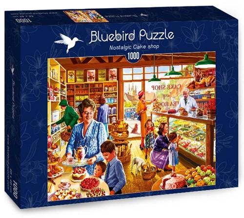 Nostalgic Cake Shop Puzzel (1000 stukjes)