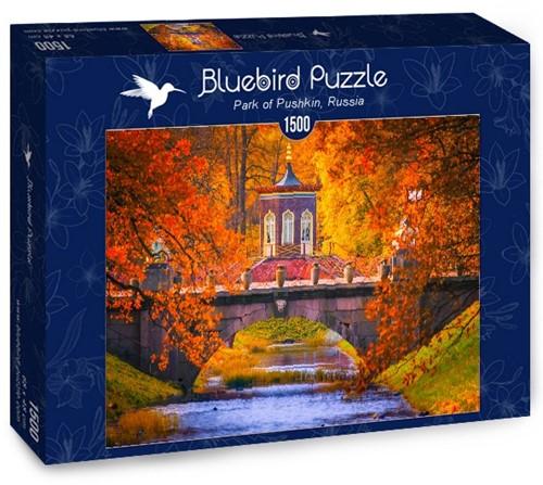 Park of Pushkin, Russia Puzzel (1500 stukjes)