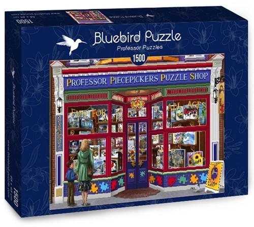 Professor Puzzles Puzzel (1500 stukjes)