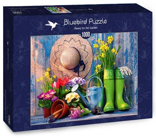 Ready for the Garden Puzzel (1000 stukjes)