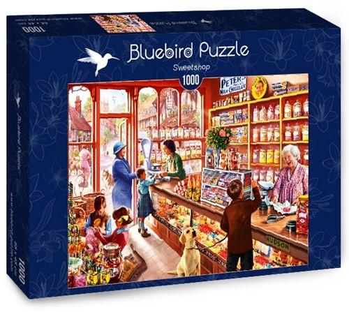 Sweetshop Puzzel (1000 stukjes)