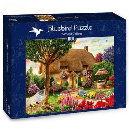 Thatched Cottage Puzzel (1000 stukjes)