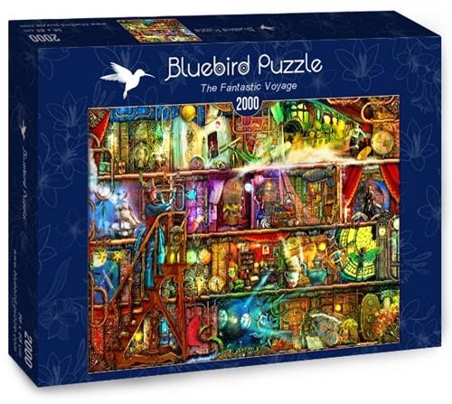 The Fantastic Voyage Puzzel (2000 stukjes)
