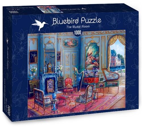 The Music Room Puzzel (1000 stukjes)