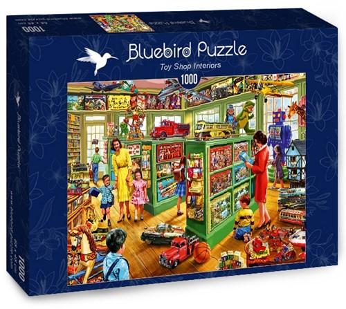 Toy Shop Interiors Puzzel (1000 stukjes)