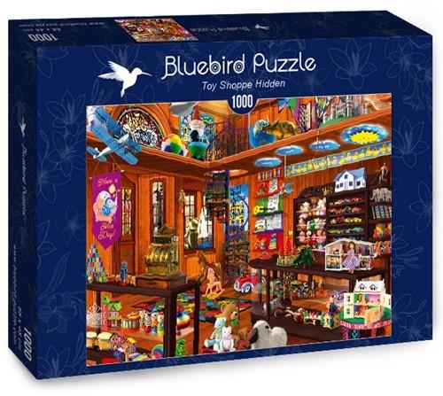 Toy Shoppe Hidden Puzzel (1000 stukjes)