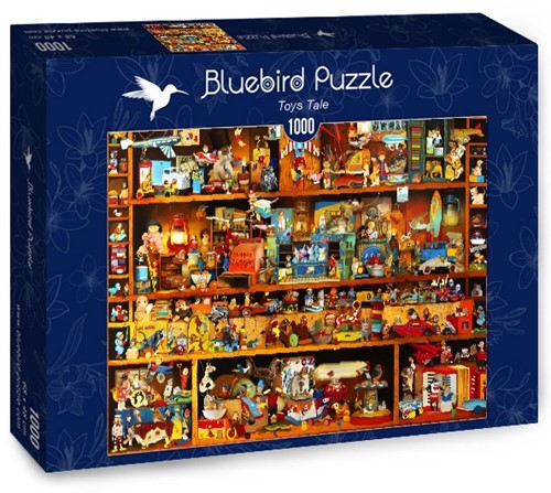 Toys Tale Puzzel (1000 stukjes)