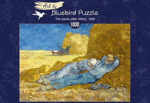 Van Gogh - The Siesta Puzzel (1000 stukjes)