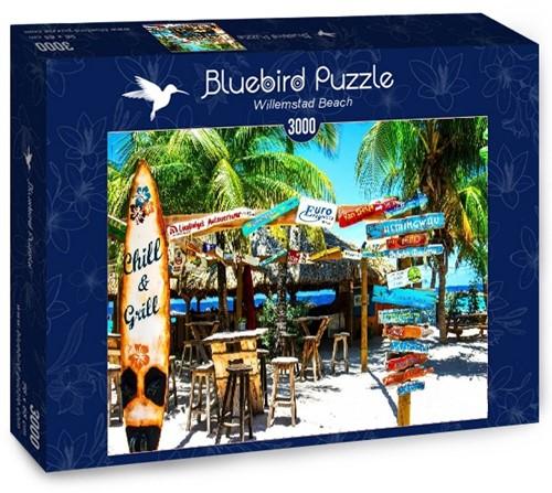 Willemstad Beach Puzzel (3000 stukjes)