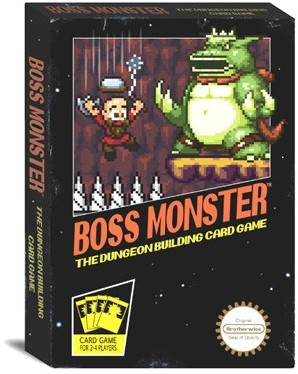 Boss Monster: Dungeon Building Game