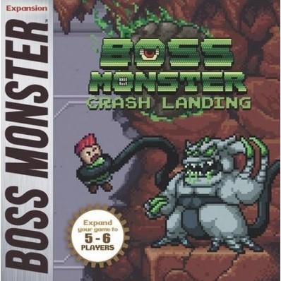 Boss Monster Crash Landing