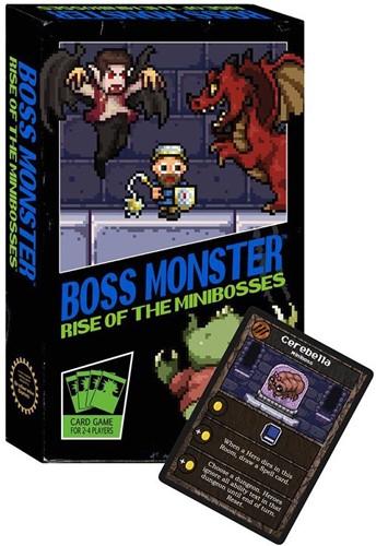 Boss Monster 3 Rise of Minibosses