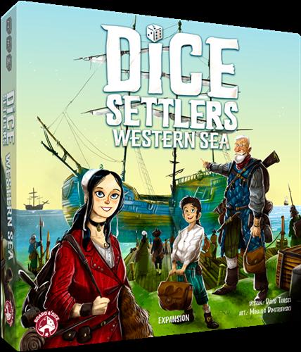 Dice Settlers - Western Sea