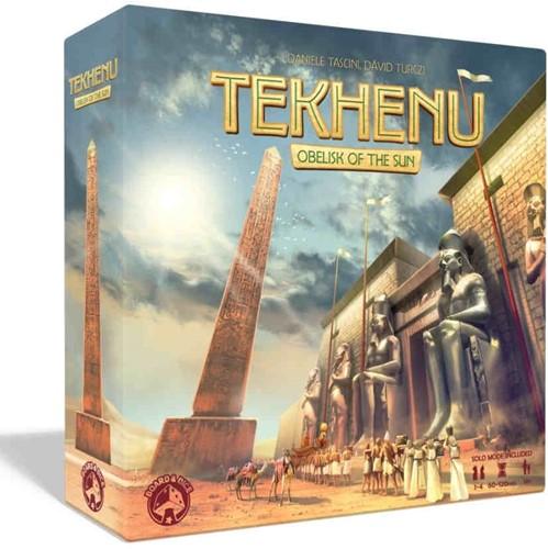 Tekhenu - Obelisk of the Sun