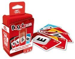 Boggle Slam Kaartspel