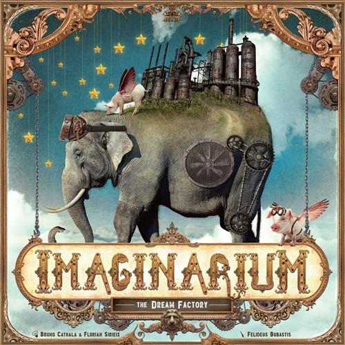 Imaginarium - Bordspel