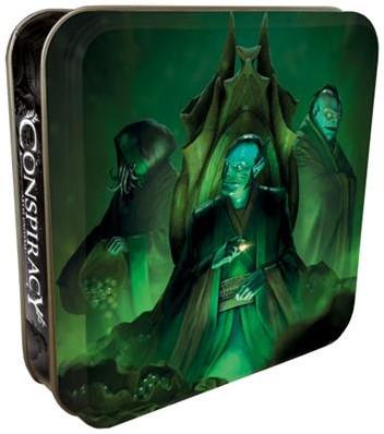 Conspiracy Abyss Universe - Groene Versie