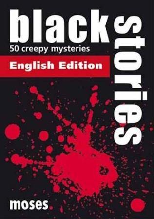 Black Stories 1 (Engels)