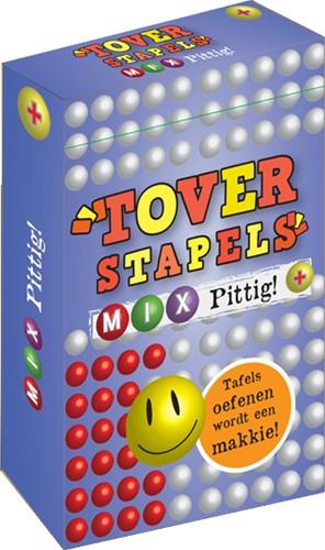 Toverstapels - Mix Pittig Plus