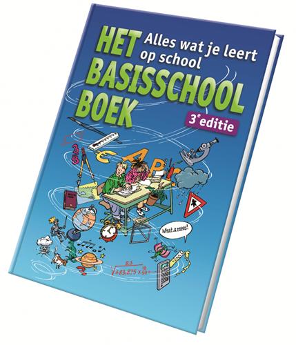 Het Basisschool Boek - 3e editie