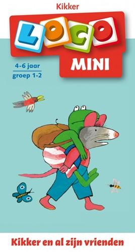 Loco Mini Boekje - Kikker en Vrienden