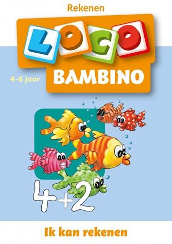 Loco Bambino Boekje - Ik Kan Rekenen