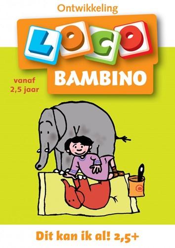 Loco Bambino Boekje - Dit Kan Ik Al! 2,5+